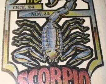 Zodiac Scorpio Transfer
