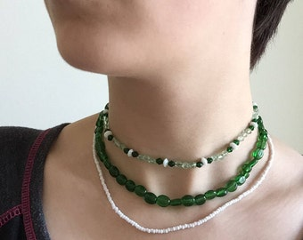 Verdant Charm Necklace