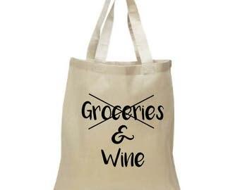 Reusable Grocery Bag, Funny Grocery Bag, Grocery Bag, Funny Tote Bag, Reusable Bag, Reusable Tote Bag, Funny Market Bag