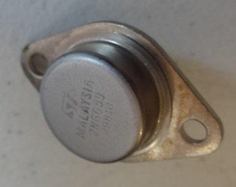Vintage NPN TO-3 D'Arlington transistor 2N6059