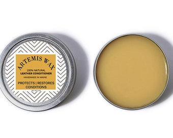 Natural Leather Conditioner