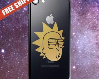 Rick - Rick and Morty Decal