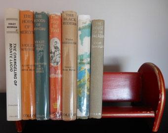 Collection of Seven Violet Needham Novels