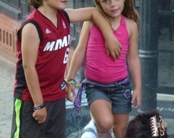 Kids on The Highline