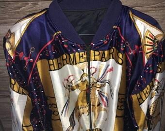 Hermes Paris 1837-1991 jacket