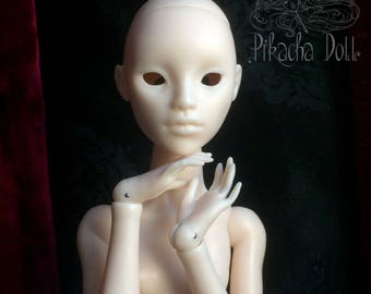 Nude resin BJD doll mold Kiko
