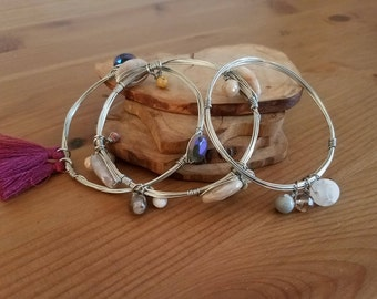 Agate and Jade 3 Stack