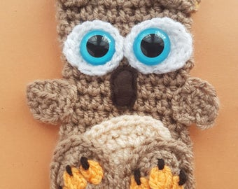 Knitted Koala Mobile Phone Case