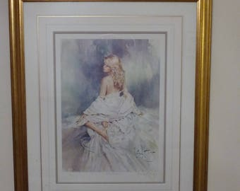 Shadows by Gordon King Signed Limited Edition Print 638/850