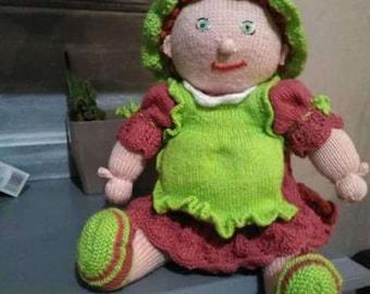 plump doll