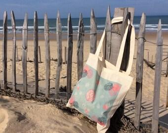 Tote bag Coral Beach