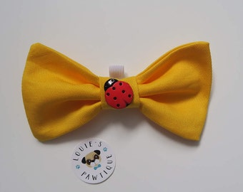 Summers calling.. Dog Bow Tie