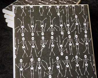 Dem Bones - Set of four (4) coasters