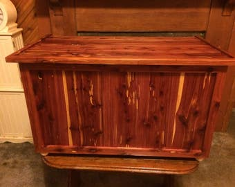Aromatic Tennessee Red Cedar Chest