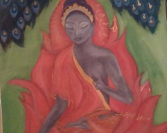 Painting the awakening