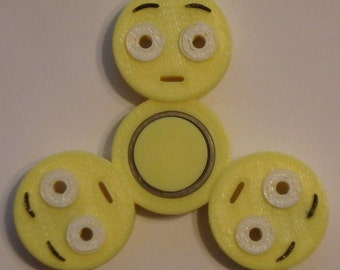 Shocked Emoji Fidget Spinner