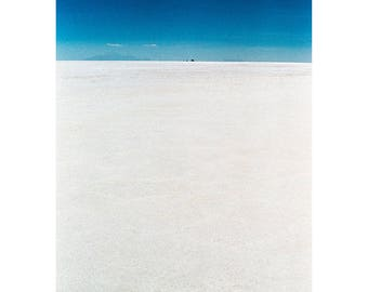 Bolivia Photography, Salar de Uyuni, Salt Flat, Beauty In Nature, Clean, Calm, Minimalism, Horizon