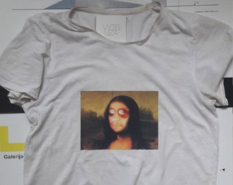 Mona lisa T-shirts