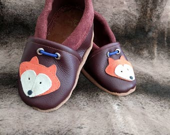 Fox Baby Shoes _ shoes baby Fox