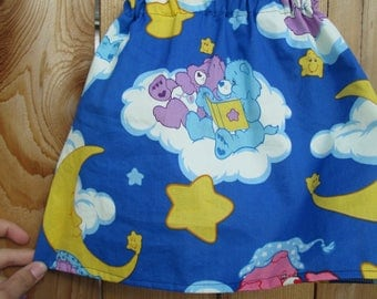 Care Bears Toddler skirt - Glow in the dark - knee length
