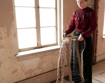 Victorian Cage Hoop Skirt