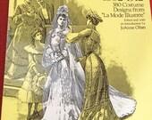 Vintage Antique Fashion History Reference Book Wedding Fashions 1862-1912 From La Mode Illustrée