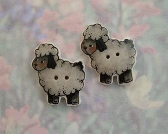 Black Sheep set of 2
