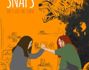 GINGER SNAPS Poster Artwork
