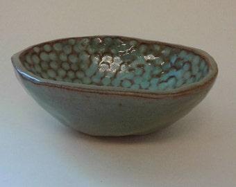 Seed Pod Ceramic Bowl