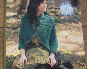 2009 Berroco knitting patterns Norah Gaughan collection Woodland Gothic misses sweaters