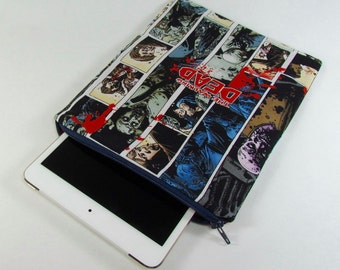 iPad mini Padded Sleeve (for iPad mini 2, 3, 4) - The Walking Dead **handmade**