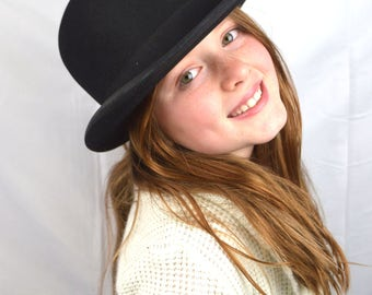 Fantastic Antique Derby Hat Fedora - CARSON PIRIE SCOTT & Co