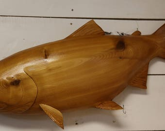 "Western Red Cedar Chinook - 32"" length"