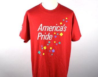 American Pride, Drug Free T-Shirt