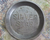 Old Pie Pan, Silver Star