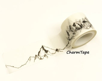 Mountain Washi Tape 30mm x 5m WT1047