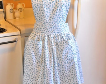 1940's Style Old Fashioned Apron