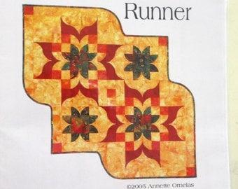 Victorian Table Runner Pattern