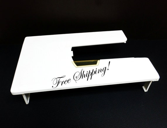 viking sewing machine extension table