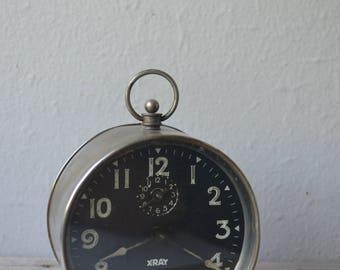 Vintage X-Ray Clock