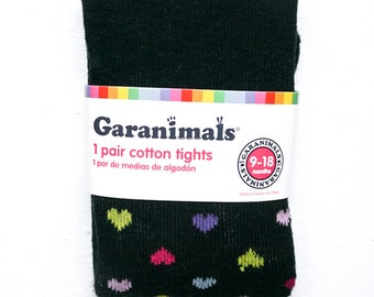 cute tights - 90's cotton ( child size )