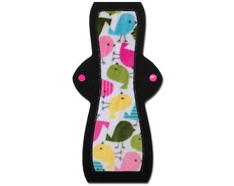"Washable Sanitary Pad (12"" Moderate - Chick Minky)"