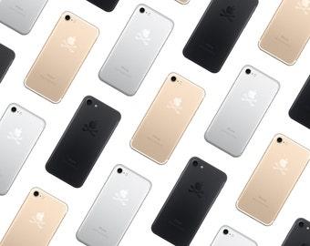 7 Pack Apple Crossbones for iPhone, iPad, MacBook