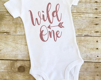 First Birthday outfit girl, Wild One birthday , Girls first Birthday Shirt, First Birthday outfit Girl, Wild one, She's a wild one, 1st bday
