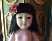 ON HOLD**Momo Sakura Doll in Rosette size Big Sister for Bleuette (2)