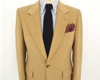 yellow dress jacket 43r
