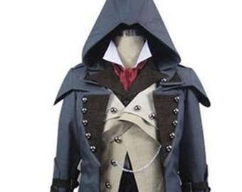 Assassin's Creed 5 Arno Victor Dorian Cosplay ,Assassins Creed Costume