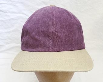 vintage prowler brand denim strapback cap adult OSFA deadstock NWOT 90s