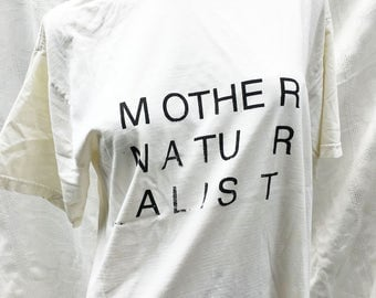 mother naturalist tshirt kirkland large undershirt