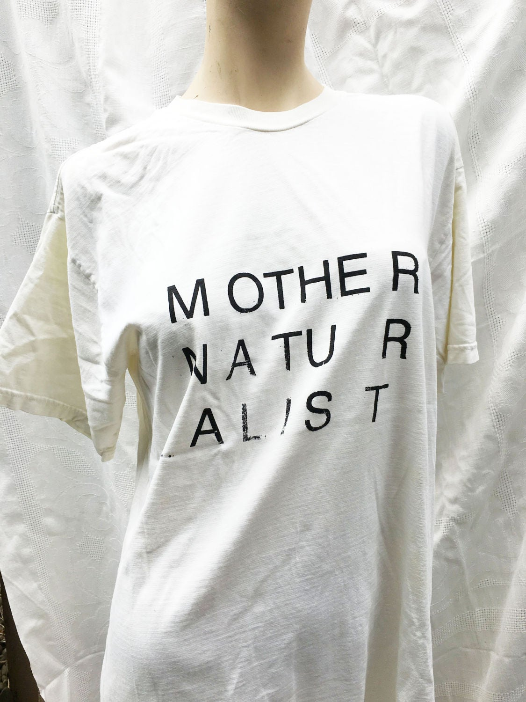 mother naturalist tshirt kirkland large undershirt
